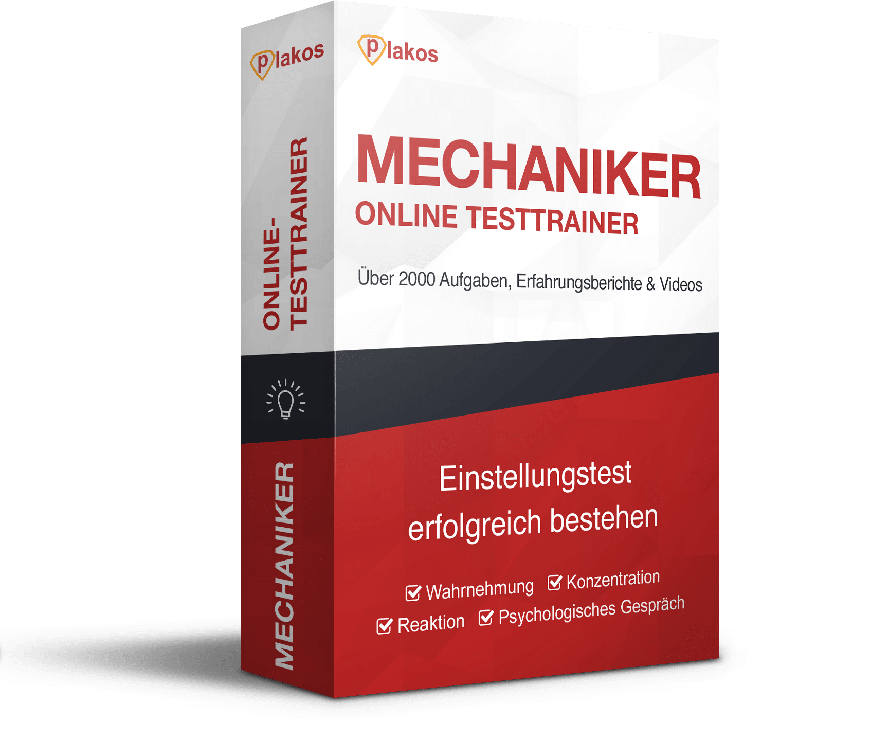 Mechaniker/in Online Testtrainer