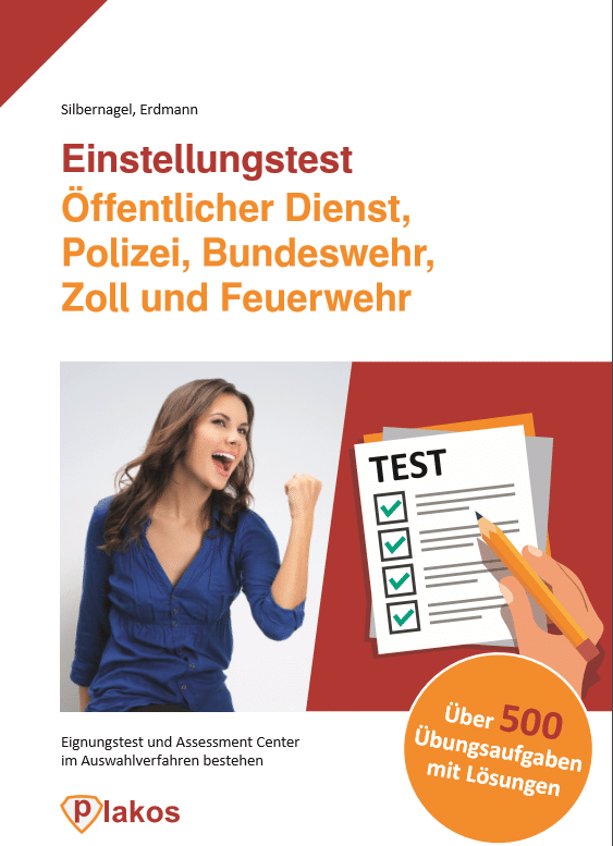 Einstellungstest eBook