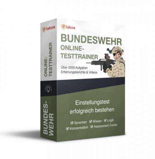 Bundeswehr Eignungstest Online Testtrainer
