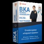 BKA Bundeskriminalamt Einstellungstest Online Testtrainer