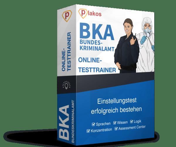 Bundeskriminalamt Online-Testtrainer