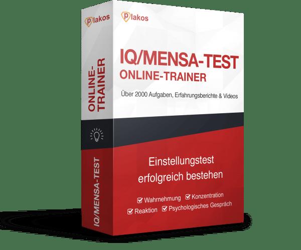 IQ/Mensa Test
