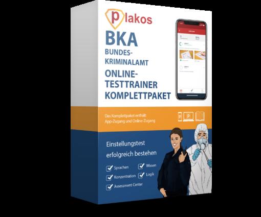 Bundeskriminalamt / BKA Einstellungstest Online