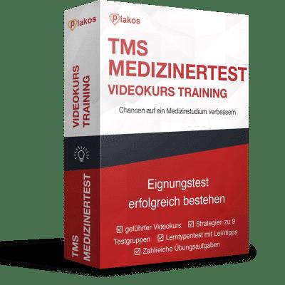 TMS Medizinertest Online-Testtrainer