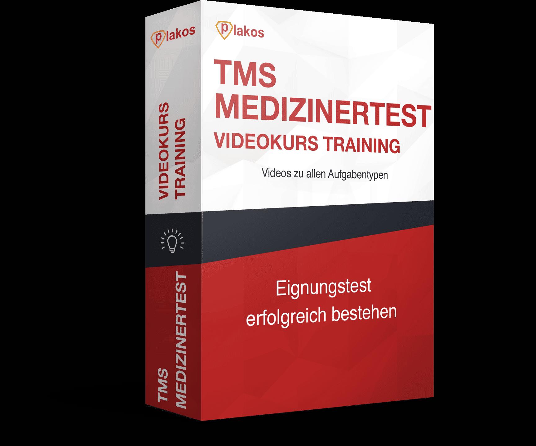 TMS Medizinertest Online Testtrainer