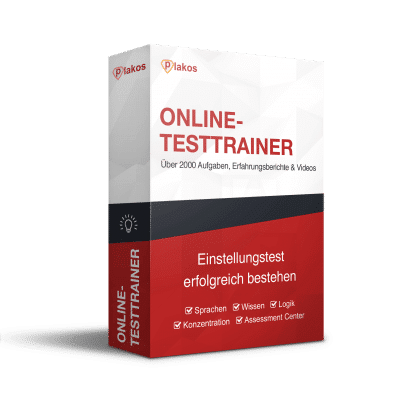 Einstellungstest Assessment Center Online Testtrainer