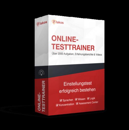 Einstellungstest Assessment Center Online Testtrainer