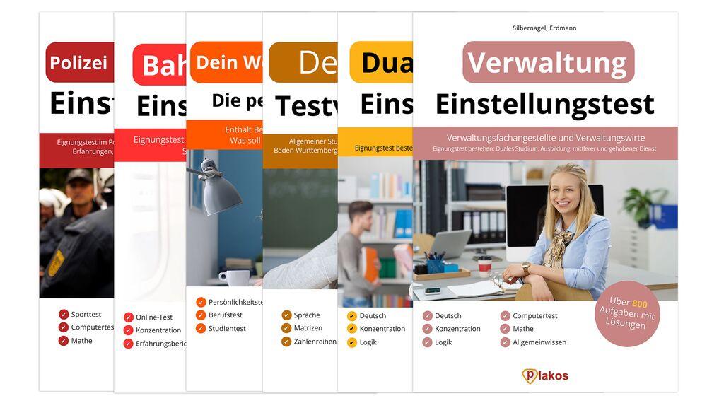 ᐅ Plakos Akademie - E-Learning für Einstellungstest
