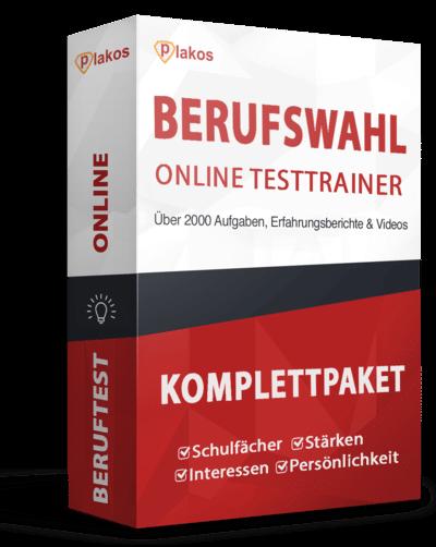 Berufswahl Studienwahl Online Testtrainer