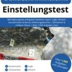Bundeskriminalamt BKA Einstellungstest Buch Plakos Akademie