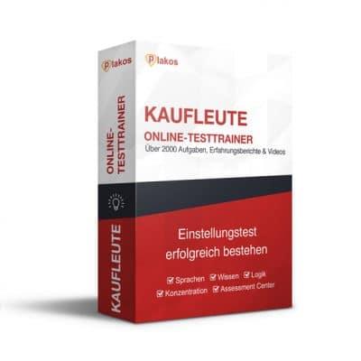 Kaufleute Einstellungstest Testtrainer Kaufmann Kauffrau