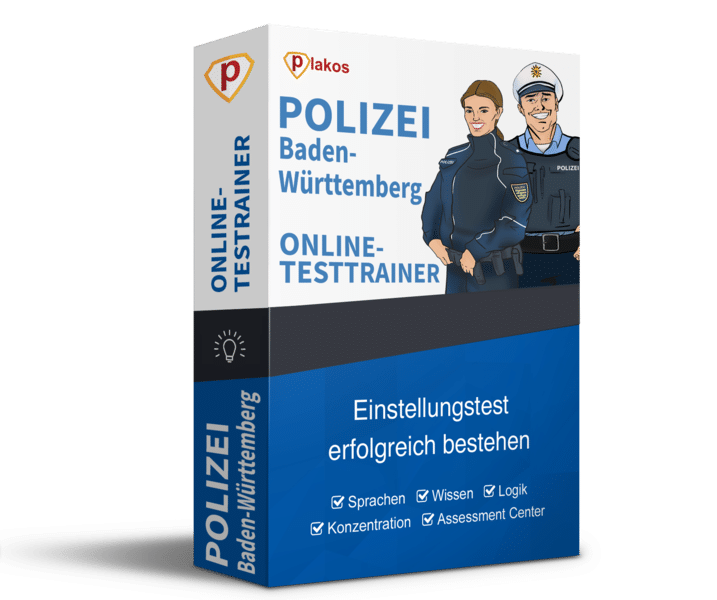 Polizei Baden-Württemberg Online-Testtrainer