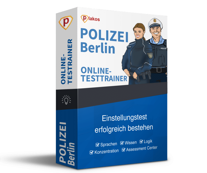 Polizei Berlin Online-Testtrainer