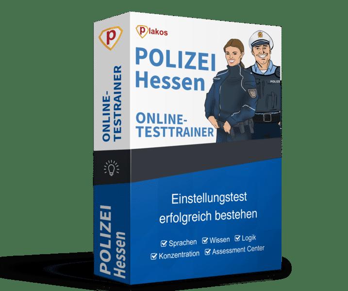 Polizei Hessen Online-Testtrainer