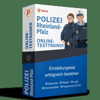 Polizei Einstellungstest Rheinland-Pfalz