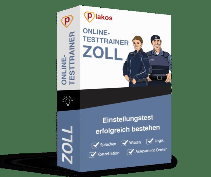 Zoll Online Testtrainer