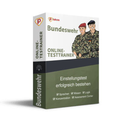Bundeswehr Einstellungstest Online-Testtrainer