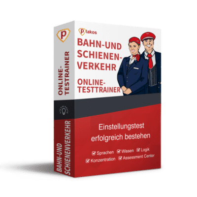 Bahn und Schiene Einstellungstest Online-Testtrainer