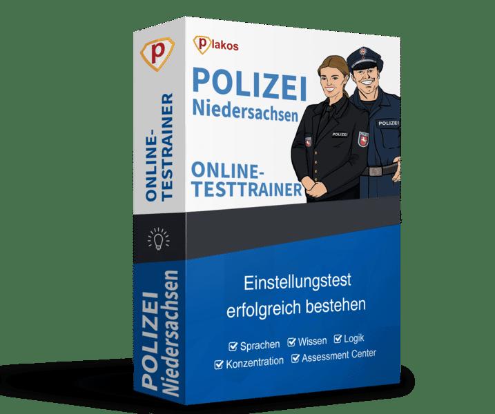 Polizei Niedersachsen Online-Testtrainer