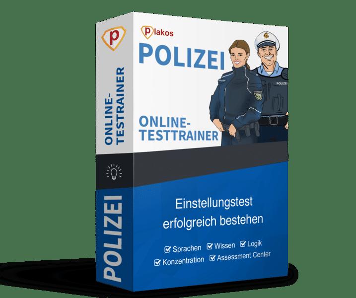 ᐅ Polizei Hessen Einstellungstest Plakos
