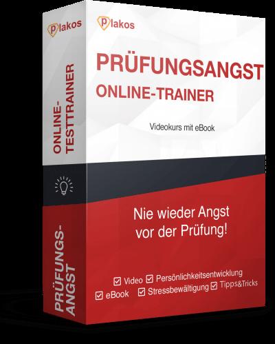 Prüfungsangst Online-Testtrainer