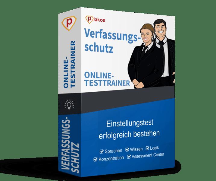 Verfassungsschutz Online Testtrainer