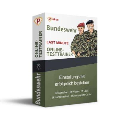 Bundeswehr Einstellungstest Last Minute Testtrainer