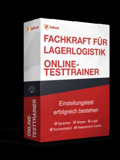 Fachkraft für Lagerlogistik Online Testtrainer