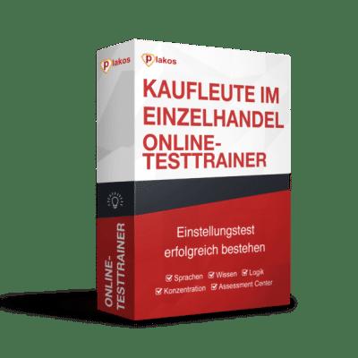 Kaufleute im Einzelhandel Online Testtrainer