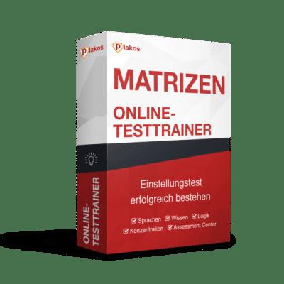 Matrizen Online Testtrainer