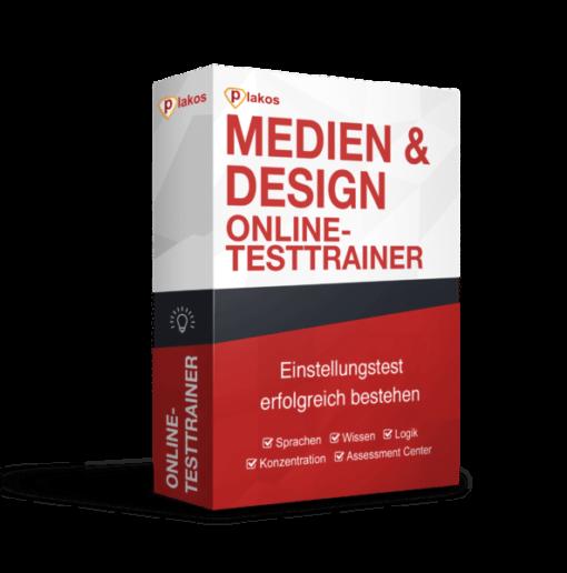Medien und Design Online Testtrainer