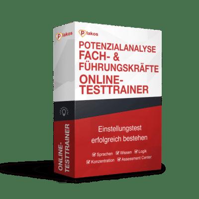 Potenzialanalyse Fachkräfte Führungskräfte Online Testtrainer