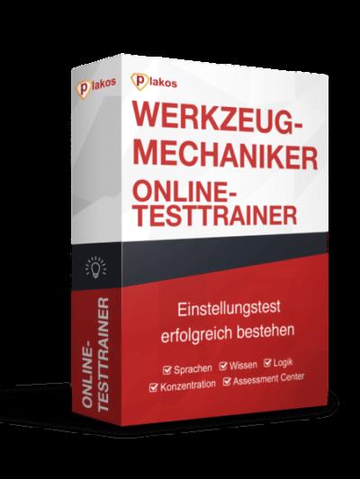 Werkzeugmechaniker Online Testtrainer