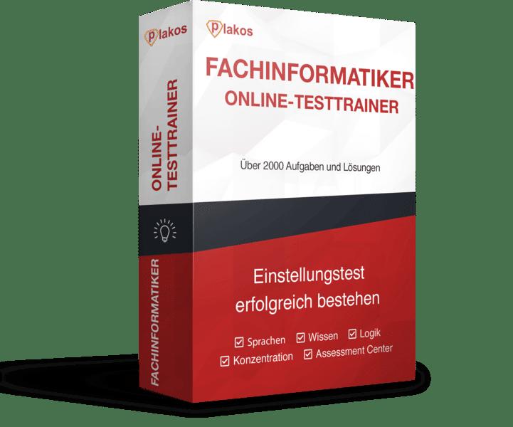 Fachinformatiker Online Testtrainer