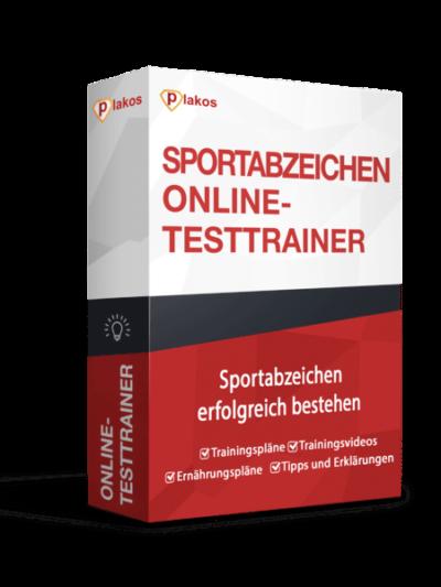 Sportabzeichen Online-Testtrainer