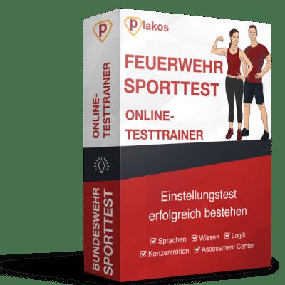 Feuerwehr Sporttest Online Testtrainer