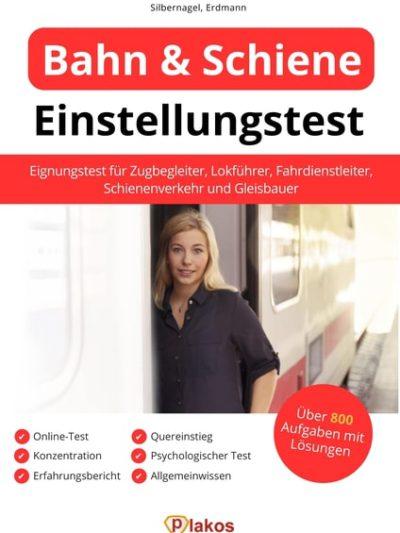 Bahn Einstellungstest Buch