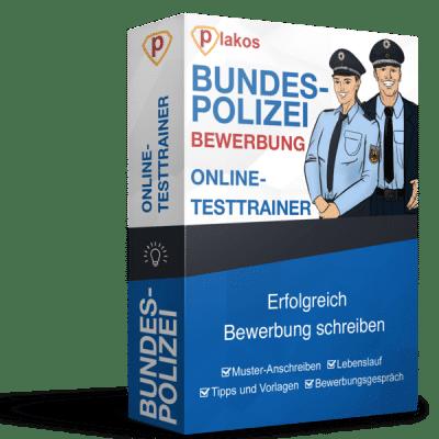 Bundespolizei Bewerbung Online Kurs