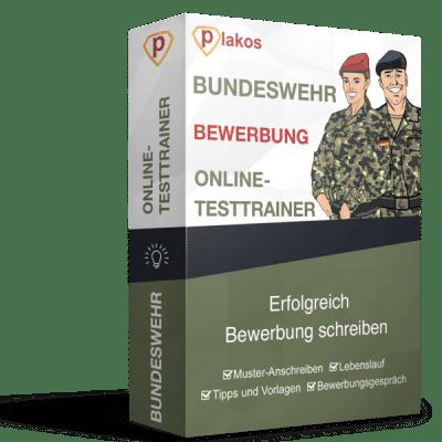 Bundeswehr Bewerbung Online-Testtrainer