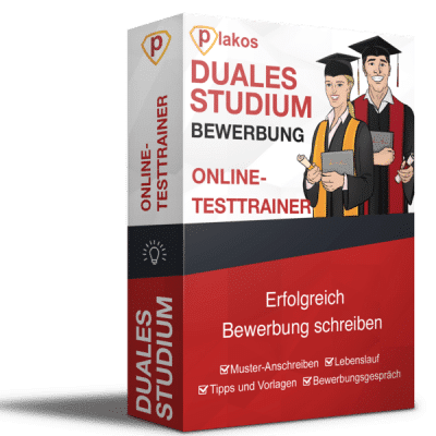 Duales Studium Bewerbung Online-Testtrainer