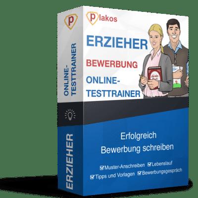 Erzieher Bewerbung Online Testtrainer