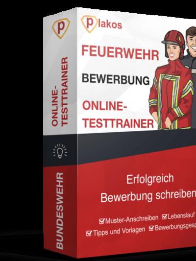Feuerwehr Bewerbung Online-Testtrainer