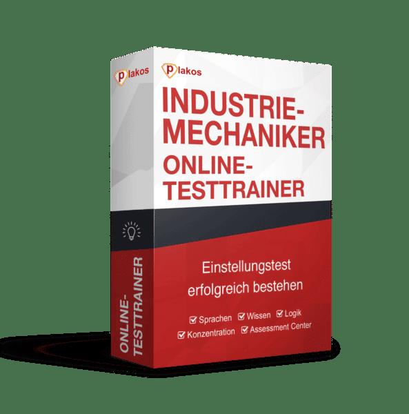 Industriemechaniker/in Online Testtrainer