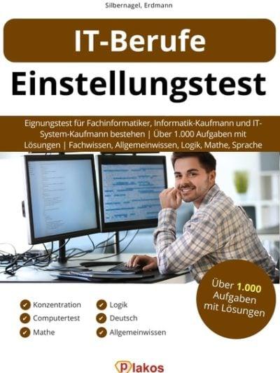 IT-Berufe Einstellungstest Buch
