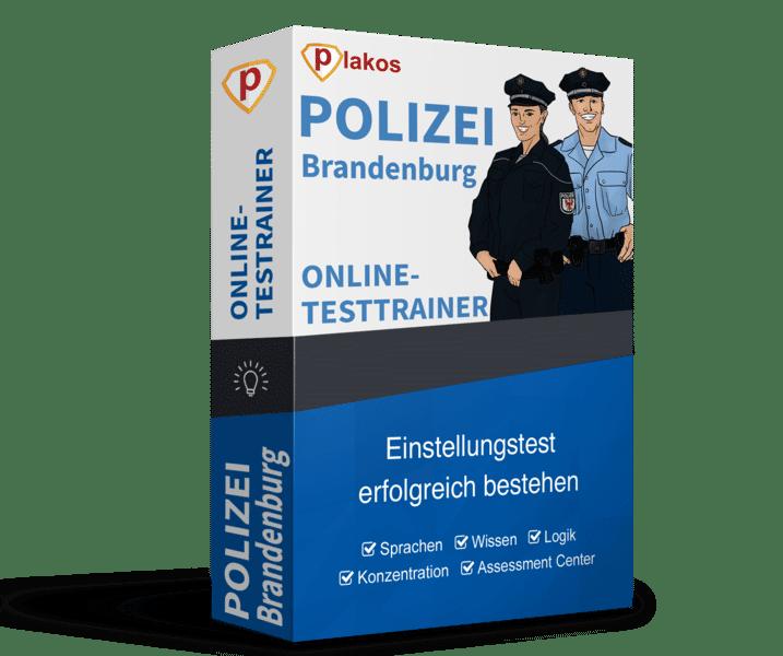 Polizei Brandenburg Online-Testtrainer