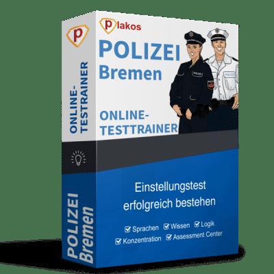 Polizei Bremen Einstellungstest Online-Testtrainer