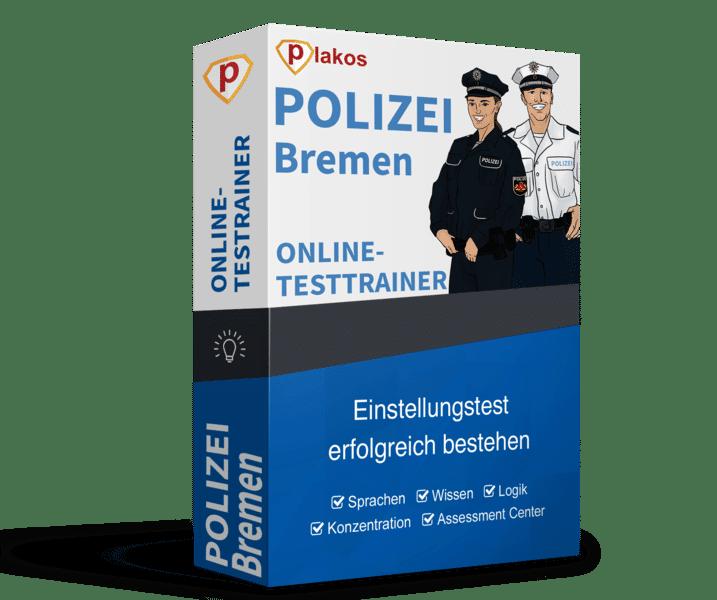 Polizei Bremen Online-Testtrainer