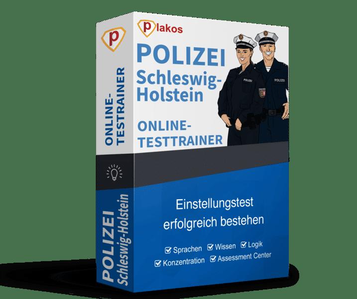 Polizei Schleswig-Holstein Online-Testtrainer