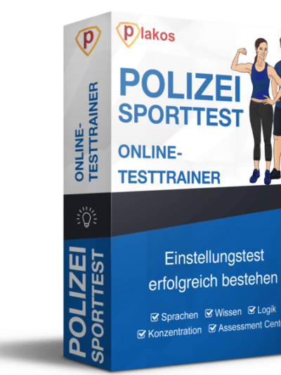 Polizei Sporttest Online Testtrainer