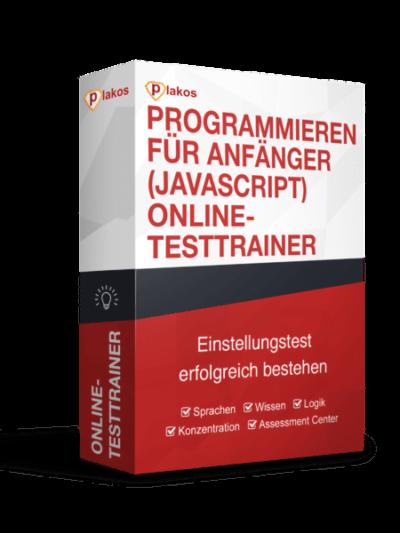 Programmieren für Anfänger (JavaScript) Online Testtrainer